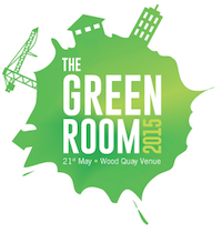 01 the green room 2015 logo