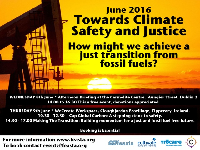 Climate Safety 2 events