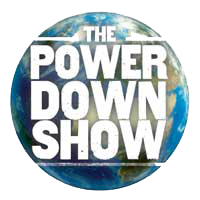 Powerdown Show Logo